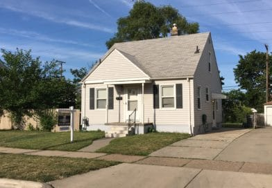 A moving ready home for sale in Dearborn
