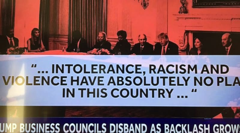 America finally confronts hatred