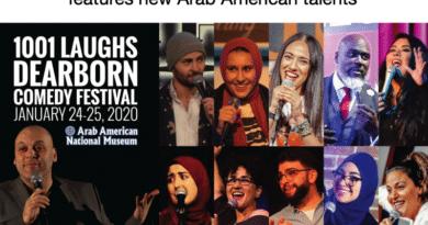 Support the local comedy festival